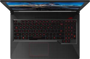 Asus Laptop Klavye Işığı Açma